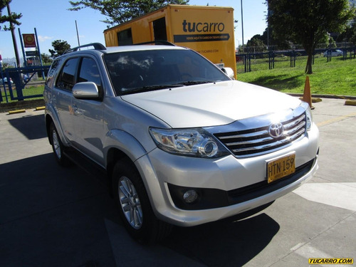 toyota fortuner 27l at