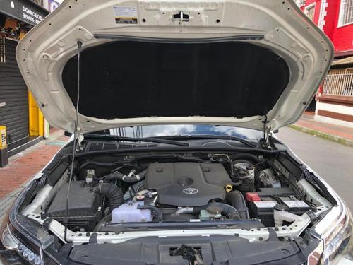 toyota fortuner 2.8 diesel full equipo
