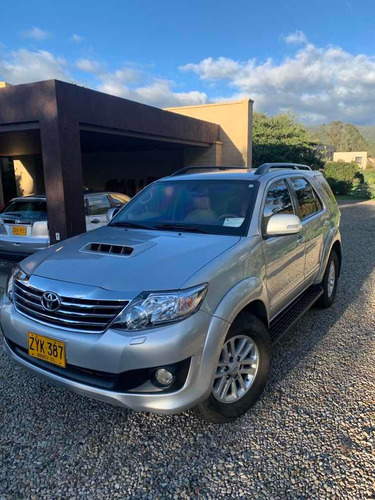 toyota fortuner 3.0 turbo diesel blindada