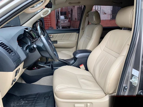 toyota fortuner 4x4 2017 impecable!!