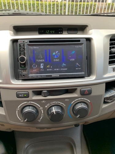 toyota fortuner at 2.7 cc  4x2  2012