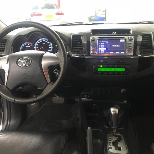toyota fortuner diesel 2016 4x4