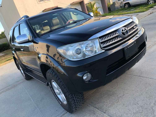 toyota fortuner fortunner 4x4