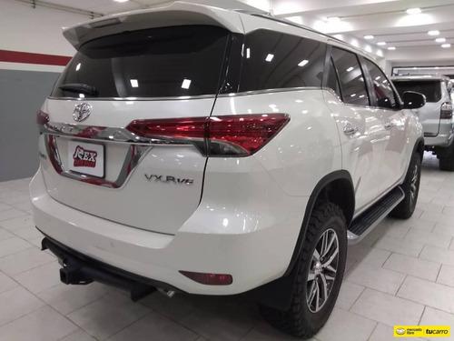toyota fortuner platinum 2020 4x4