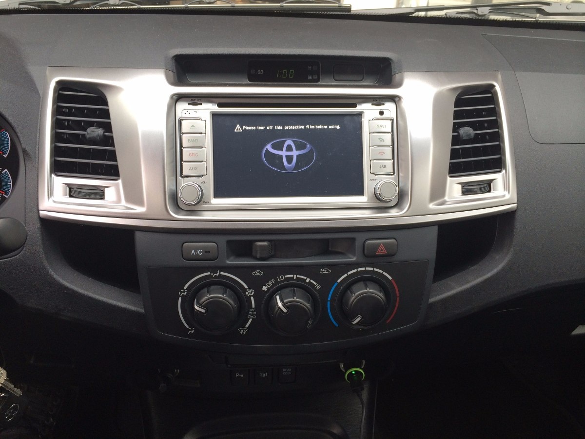 Toyota Fortuner Radio Original Dvd Gps Android