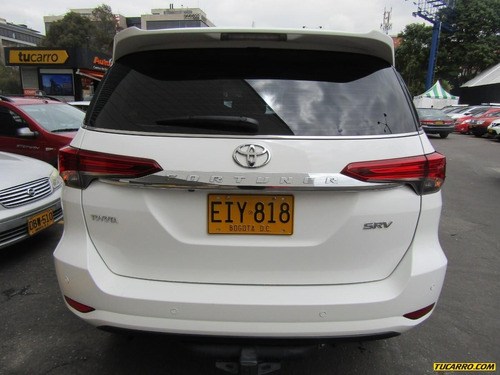 toyota fortuner srv 2.7 at
