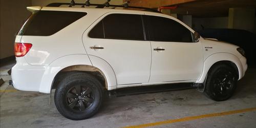 toyota fortuner turbo diesel 4x4 automatica 3000