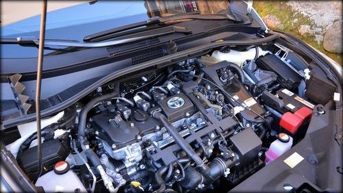 toyota h-cr suv / crossover hybrido autonomo