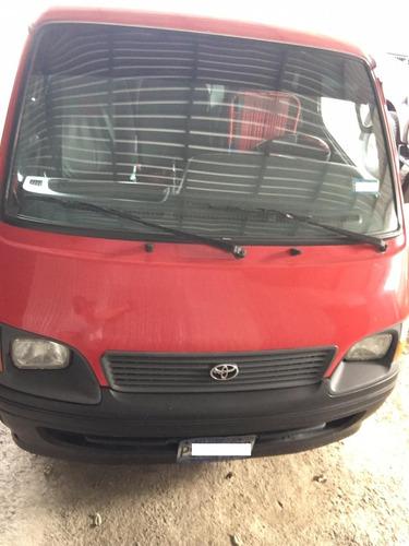 toyota hiace 2003 microbus