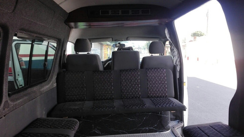 toyota hiace 2.7 van super larga mt 2012