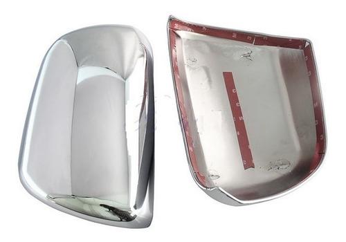 toyota highlander 2008 - 2012 cubre espejos cromados nuevos!