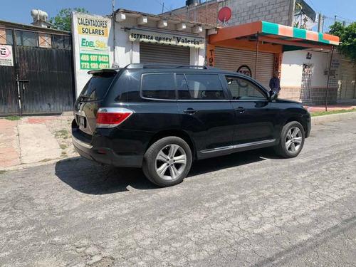 toyota highlander 2013 base premium sport aa qc piel at