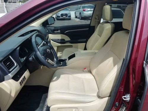 toyota highlander 2016 5p limited v6/3.5 aut