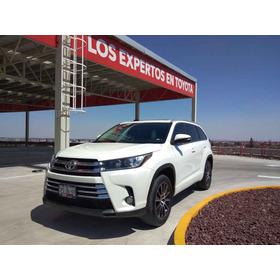 Toyota Highlander 2018  Ltd Pr V6/3.5 Comonuevo Certificado