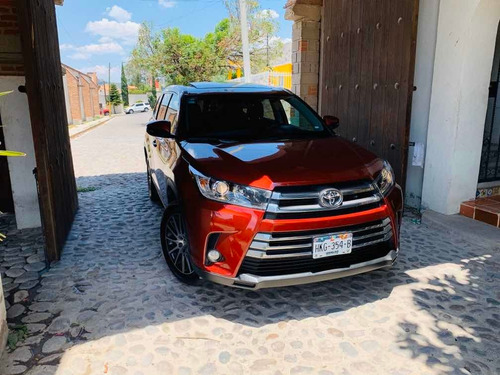 toyota highlander 2019 3.5 limited panoramic roof at