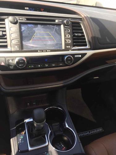 toyota highlander 2019 5p limited v6/3.5 aut