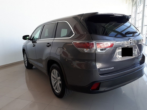 toyota highlander 3.5 le at