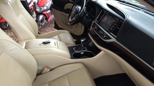 toyota highlander 3.5 limited mt 2015