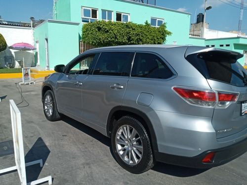 toyota highlander 3.5 limited v6/ t. pan. at 2014