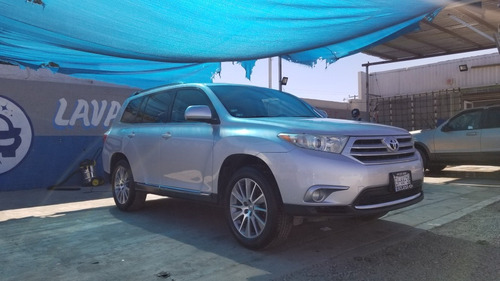 toyota highlander base premium sport aa qc piel at 2011