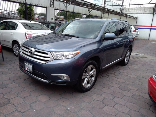 toyota highlander base premium sport aa qc piel at
