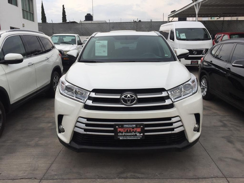 toyota highlander exl 3.5lts at
