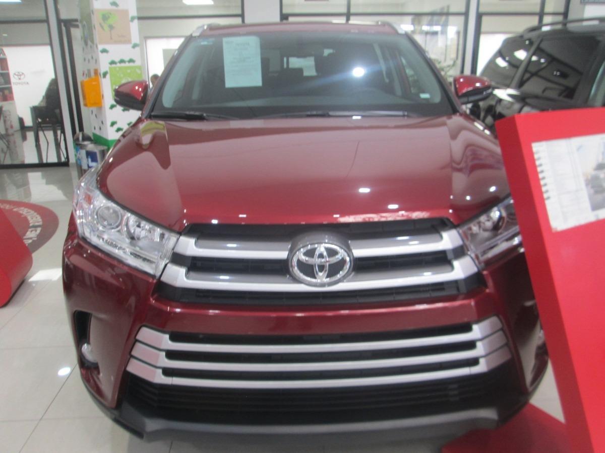 Toyota Highlander Xle 2019 659 500 En Mercado Libre