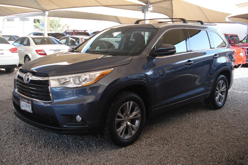 toyota highlander xle aut 2015 chihuahua