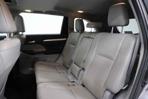 toyota highlander xle v6/3.5 aut 2017