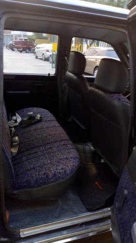 toyota hilux 1996 petrolera mecanica motor 2l doble cabina