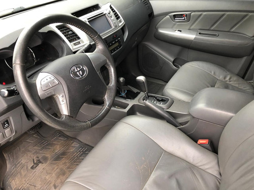 toyota hilux - 2013 / 2013 3.0 srv 4x4 cd 16v turbo intercoo