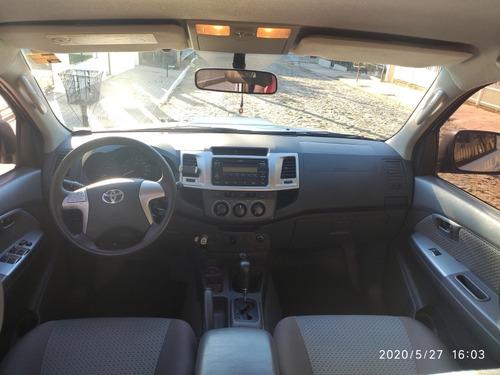 toyota hilux 2013 3.0 sr cab. dupla 4x4 aut. 4p