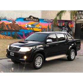Toyota Hilux 2014 Srv 3.0 Manual 4x2