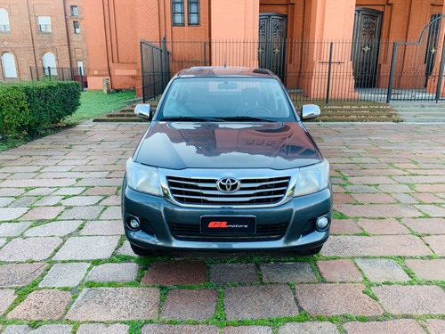 toyota hilux 2015 nafta (( gl motors )) financiamos 100%