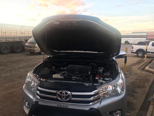 toyota  hilux  2016/2017  2.8 tdi srv cab. dupla 4x4 aut. 4p