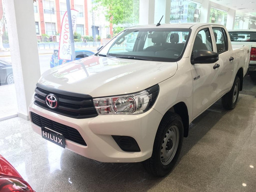 toyota hilux 2020 2.4 cd dx 150cv 4x4 toyota plan adjudicado