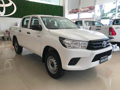 toyota hilux 2.4 cabina doble dx 150cv 4x2 mt