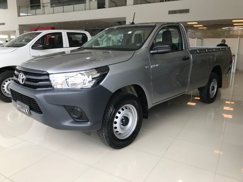 toyota hilux 2.4 cabina simple dx 150cv 4x2