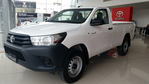 toyota hilux  2.4 cabina simple dx 150cv 4x4