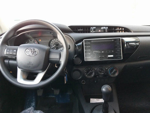 toyota hilux 2.4 cd dx 150cv 4x2 2020