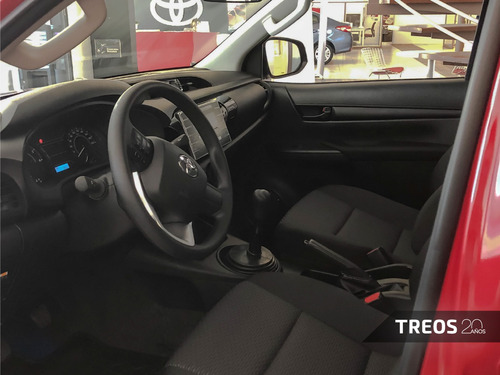 toyota hilux  2.4 cd dx 150cv 4x2  mr