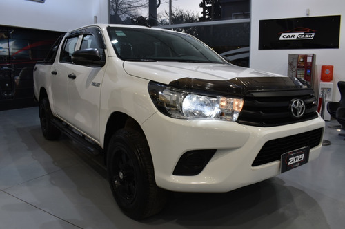 toyota hilux 2.4 cd dx 150cv 4x4 2019