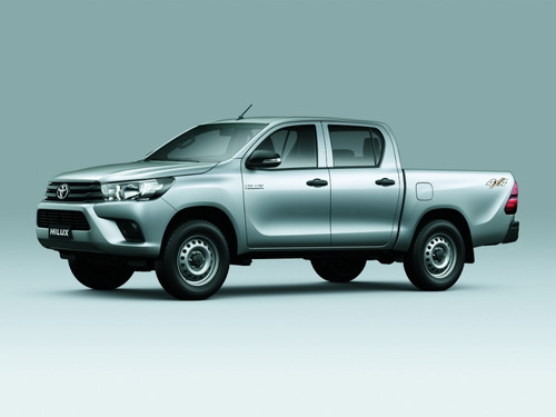 toyota hilux 2.4 cd dx 150cv 4x4 6mt