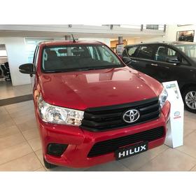 Toyota Hilux 2.4 Cd Dx 4x2 Plan De Ahorro Pc