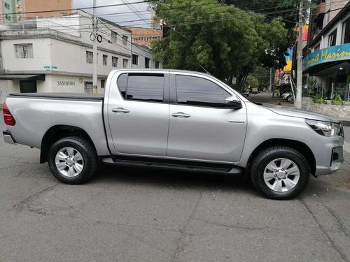 toyota hilux 2.4cc diesel, mec - 4x4, modelo: 2020 - 22000km
