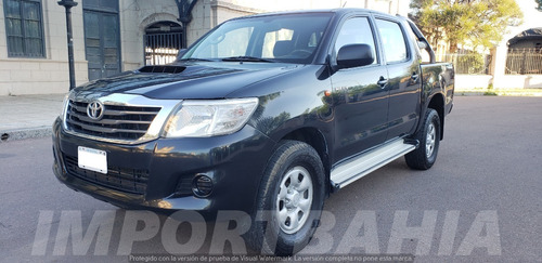 toyota hilux 2.5 4x2 dx pack 2014