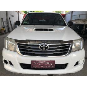 Toyota Hilux 2.5 4x2 Mod11 Financio / Permuto / U$s12.500.