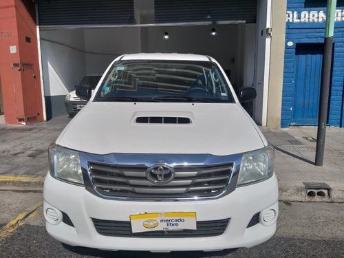 toyota hilux 2.5 4x4 cabina doble pack electrico