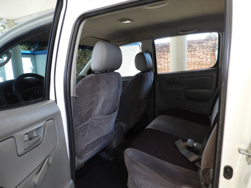 toyota hilux 2.5 4x4 imv doble cabina diesel