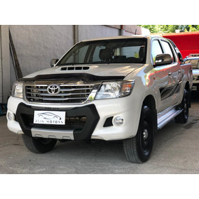 Toyota Hilux 2.5 4x4 Mod15 / Financio / Permuto / U$s16.500.